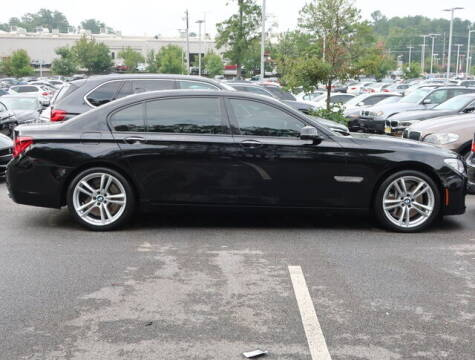 2015 BMW 7 Series for sale at Southern Auto Solutions - BMW of South Atlanta in Marietta GA