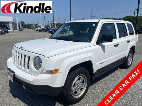 2016 Jeep Patriot for sale at Kindle Auto Plaza in Cape May Court House NJ