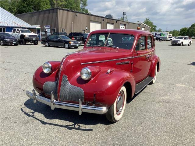 1939 Buick 4 for sale at SHAKER VALLEY AUTO SALES in Enfield NH