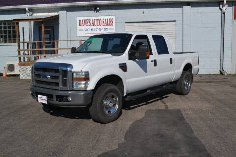 2008 Ford F-350 Super Duty for sale at Dave's Auto Sales in Winthrop MN