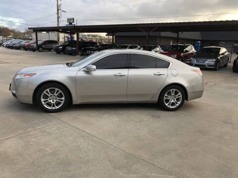 2011 Acura TL for sale at Kansas Auto Sales in Wichita KS