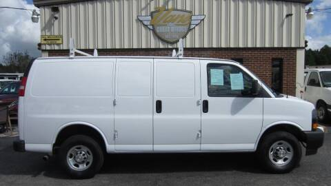 2021 Chevrolet Express Cargo for sale at Vans Of Great Bridge in Chesapeake VA