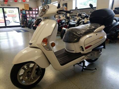 2020 Kymco Like 200i for sale at W V Auto & Powersports Sales in Cross Lanes WV