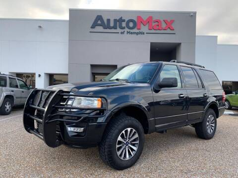 2015 Ford Expedition for sale at AutoMax of Memphis - V Brothers in Memphis TN