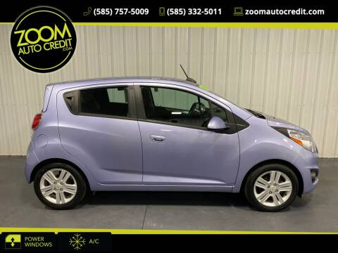 2015 Chevrolet Spark for sale at ZoomAutoCredit.com in Elba NY