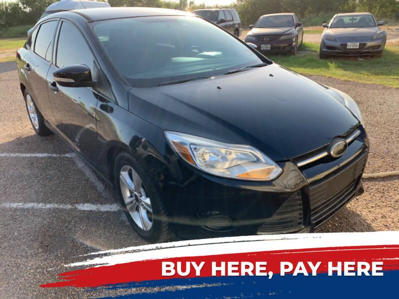 2014 Ford Focus for sale at Coqui Auto Sales in La Feria TX