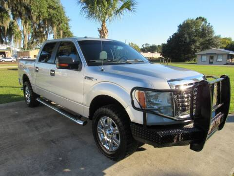 2011 Ford F-150 for sale at D & R Auto Brokers in Ridgeland SC