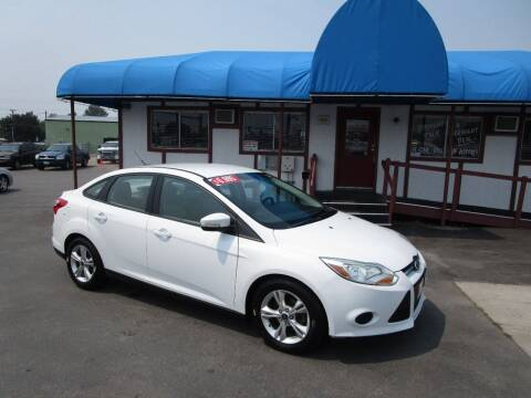 2014 Ford Focus for sale at Jim's Cars by Priced-Rite Auto Sales in Missoula MT
