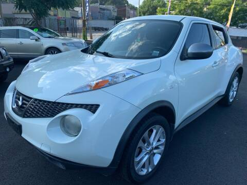 2012 Nissan JUKE for sale at TD MOTOR LEASING LLC in Staten Island NY