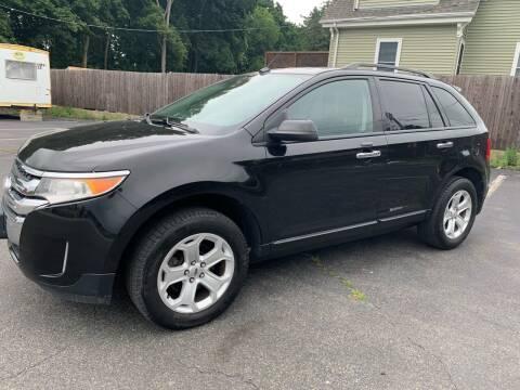 2011 Ford Edge for sale at Pristine Auto in Whitman MA