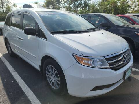 2011 Honda Odyssey for sale at Shaddai Auto Sales in Whitehall OH