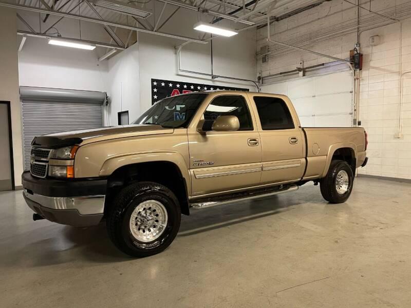 2005 Chevrolet Silverado 2500HD for sale at Arizona Specialty Motors in Tempe AZ