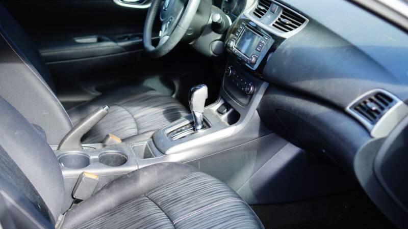 2016 Nissan Sentra SV 4dr Sedan - Seattle WA