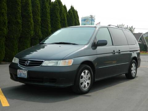 2004 Honda Odyssey for sale at C & V Auto Sales & Service in Moses Lake WA