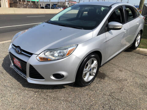 2014 Ford Focus for sale at STATE AUTO SALES in Lodi NJ