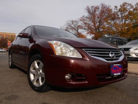 2012 Nissan Altima for sale at H & R Auto in Arlington VA