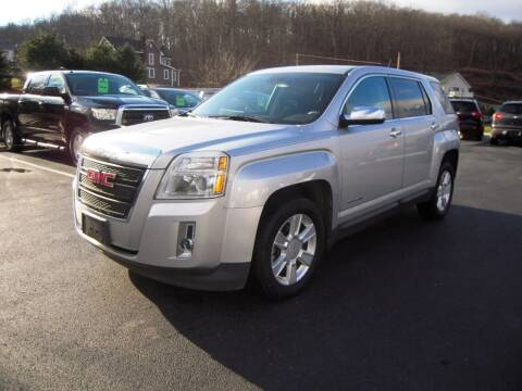 2013 GMC Terrain for sale at 1-2-3 AUTO SALES, LLC in Branchville NJ