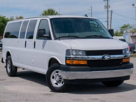 2019 Chevrolet Express Passenger for sale at JumboAutoGroup.com - Jumboauto.com in Hollywood FL