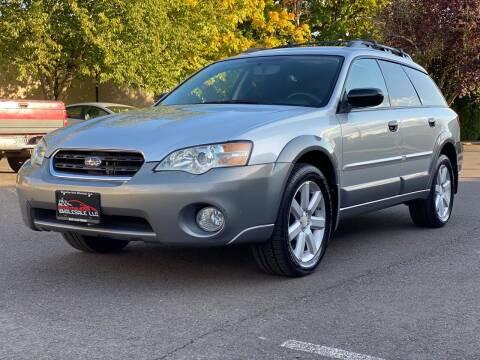 2007 Subaru Outback for sale at Beaverton Auto Wholesale LLC in Hillsboro OR