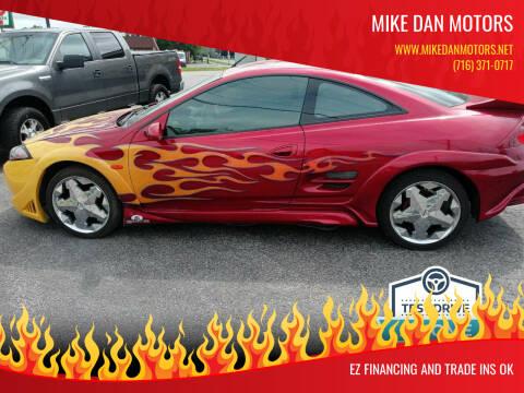 1999 Mercury Cougar for sale at Mike Dan Motors in Niagara Falls NY