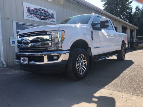 2017 Ford F-350 Super Duty for sale at Bellus Motors LLC in Camas WA
