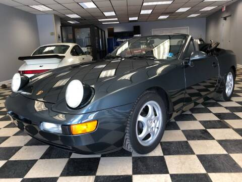 1994 Porsche 968 for sale at Rolfs Auto Sales in Summit NJ
