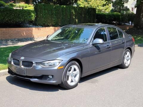 2013 BMW 3 Series for sale at JB Motorsports LLC in Portland OR