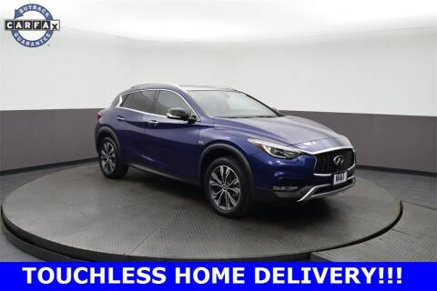 2018 Infiniti QX30 for sale at M & I Imports in Highland Park IL