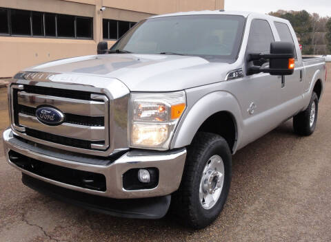 2015 Ford F-250 Super Duty for sale at JACKSON LEASE SALES & RENTALS in Jackson MS