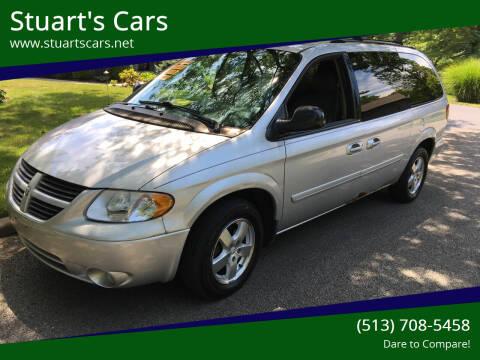 2007 Dodge Grand Caravan for sale at Stuart's Cars in Cincinnati OH