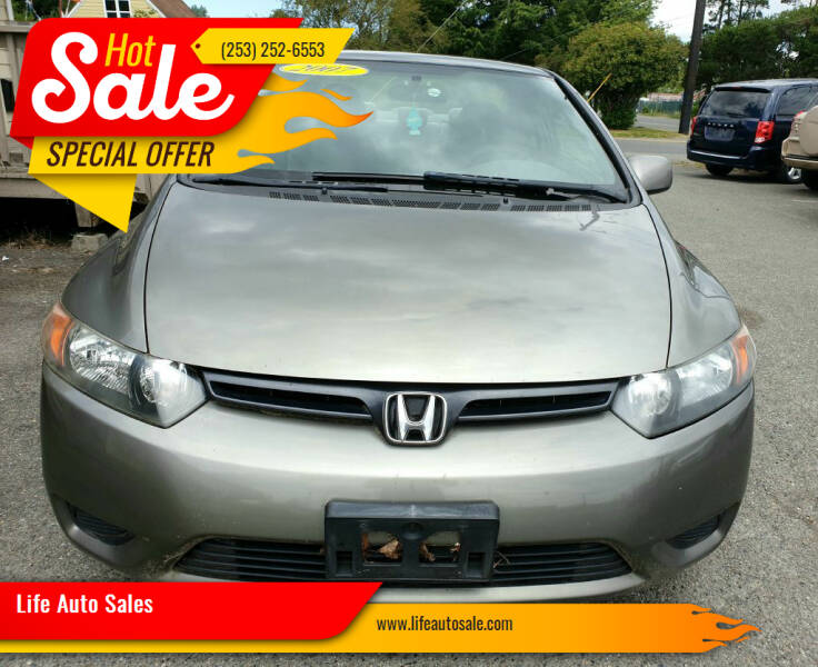 2006 Honda Civic for sale at Life Auto Sales in Tacoma WA