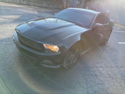 2010 Ford Mustang for sale at Supreme Auto Gallery LLC in Kansas City MO