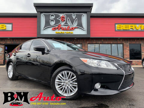 2013 Lexus ES 350 for sale at B & M Auto Sales Inc. in Oak Forest IL