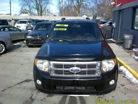 2010 Ford Escape for sale at Carmen's Auto Sales in Hazel Park MI