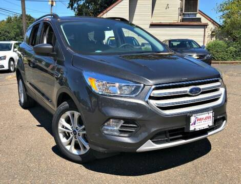 2018 Ford Escape for sale at PAYLESS CAR SALES of South Amboy in South Amboy NJ
