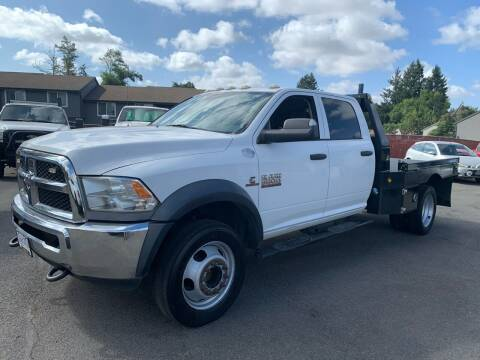 2014 RAM Ram Chassis 5500 for sale at South Commercial Auto Sales in Salem OR