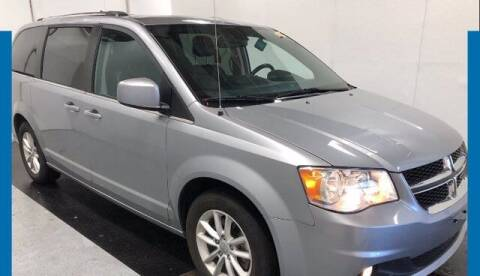 2018 Dodge Grand Caravan for sale at Wally Armour Chrysler Dodge Jeep Ram in Alliance OH