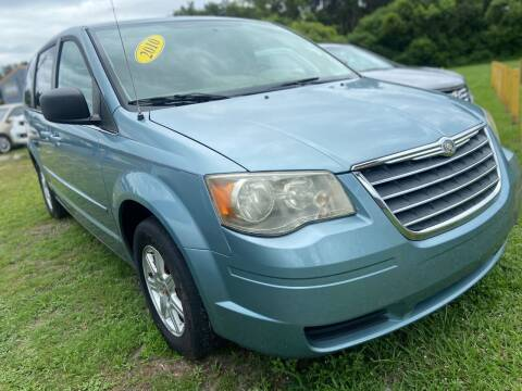 2010 Chrysler Town and Country for sale at Unique Motor Sport Sales in Kissimmee FL