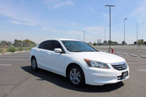 2011 Honda Accord for sale at Northwest Premier Auto Sales in West Richland WA