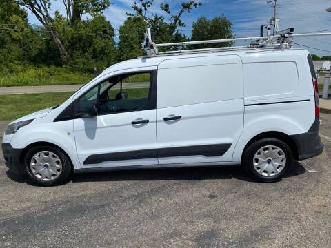 2015 Ford Transit Connect Cargo for sale at Rick's R & R Wholesale, LLC in Lancaster OH