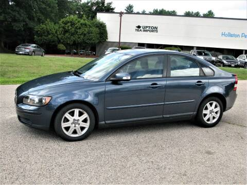 2007 Volvo S40 for sale at The Car Vault in Holliston MA