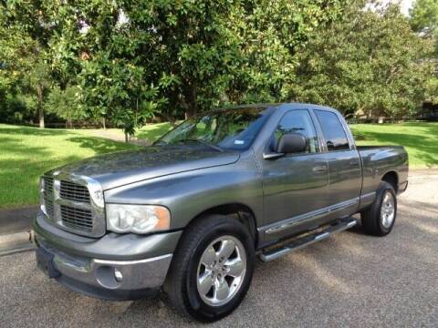 2005 Dodge Ram Pickup 1500 for sale at Houston Auto Preowned in Houston TX