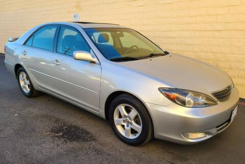 2003 Toyota Camry for sale at Cars To Go in Sacramento CA