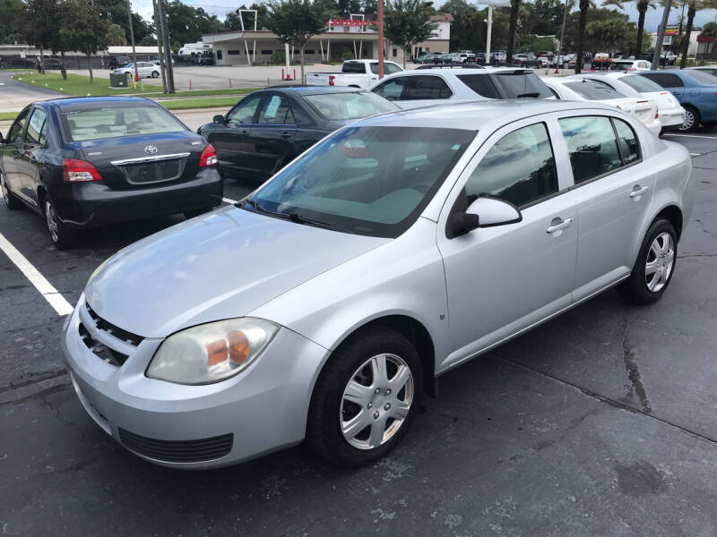 2007 Chevrolet Cobalt for sale at Riviera Auto Sales South in Daytona Beach FL