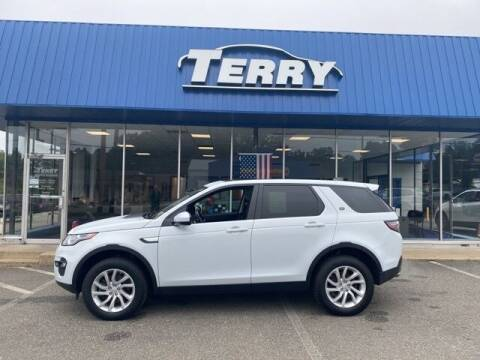 2017 Land Rover Discovery Sport for sale at Terry of South Boston in South Boston VA