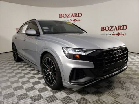 2019 Audi Q8 for sale at BOZARD FORD in Saint Augustine FL