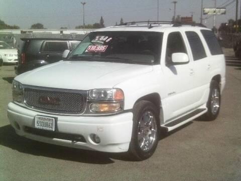 2006 GMC Yukon for sale at Valley Auto Sales & Advanced Equipment in Stockton CA