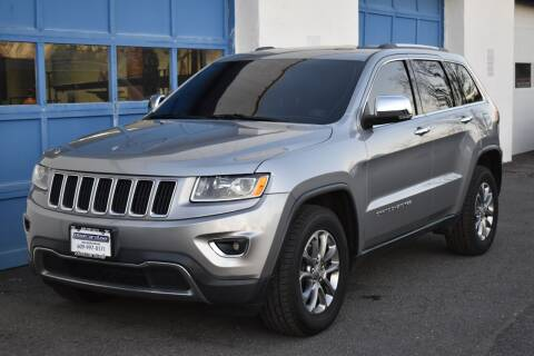 2015 Jeep Grand Cherokee for sale at IdealCarsUSA.com in East Windsor NJ