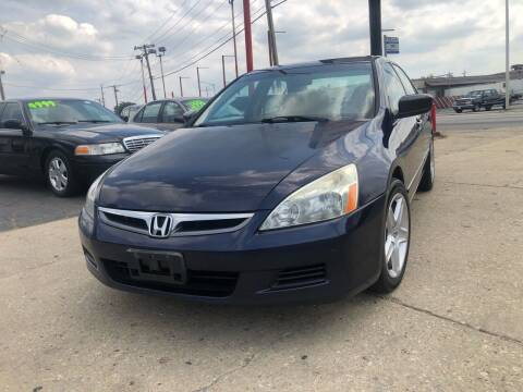 2006 Honda Accord for sale at Nationwide Auto Group in Melrose Park IL