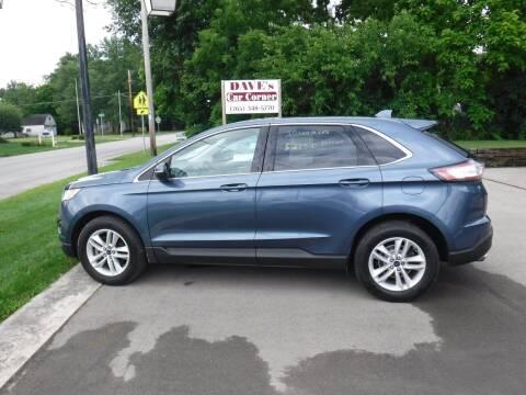 2018 Ford Edge for sale at Dave's Car Corner in Hartford City IN